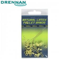 Gumki Drennan lateksowe do przynęt małe