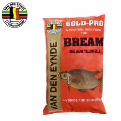Bream Classic Gold Pro Yellow.