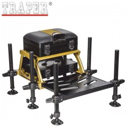 Kosz Traper z platformą GST Gold 36mm 14,5kg